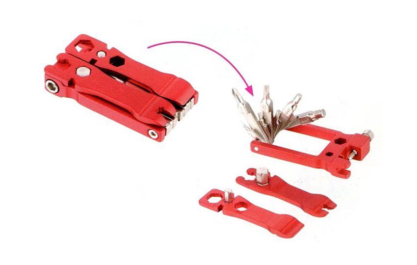 Набор ключей складной Kenli KL-9835F из 20 элементов/230124