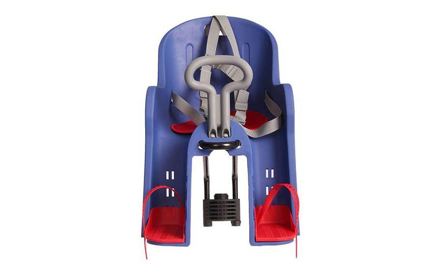 Велокресло детское BQ-10 (быстросъёмное крепление за подседельную трубу рамы)