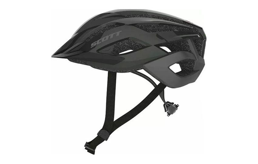 Шлем велосипедный Scott ARX MTB Black