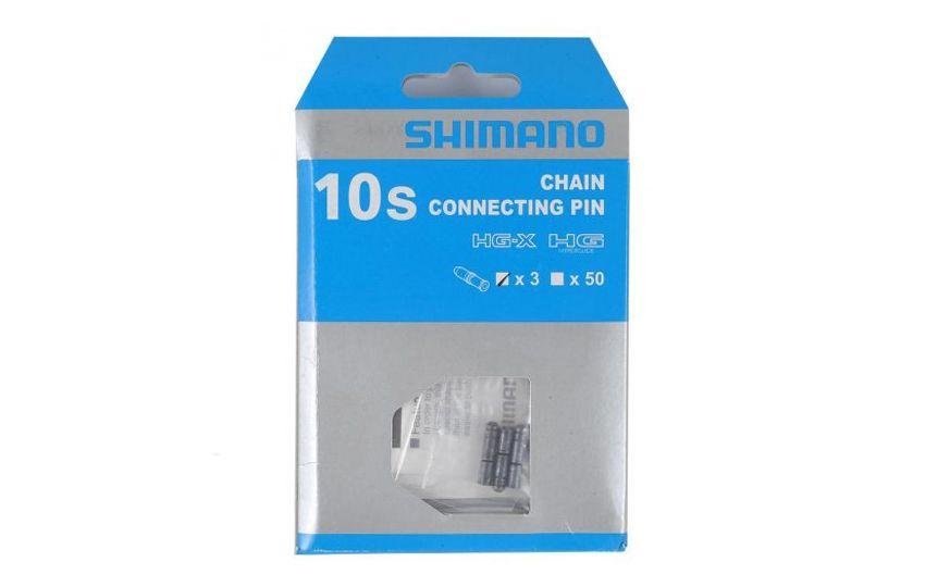 З/ч к цепи Shimano, к 10 ск, соединит штифт, (3шт) к CN7900/7801/6600/5600 Y08X98031