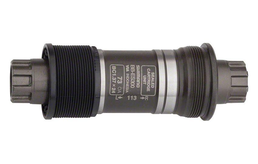Каретка Shimano ES300 73/118мм б/болтов EBBES300C18