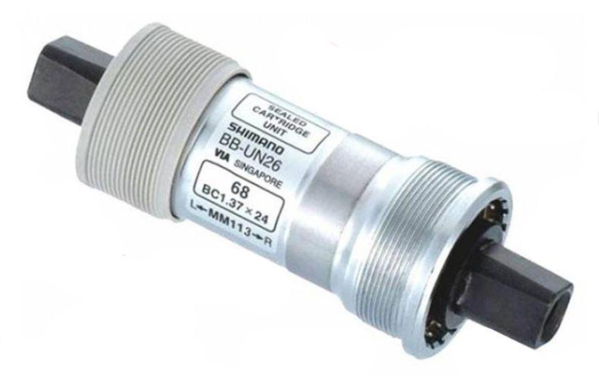 Каретка Shimano UN 26 73/110mm б/болтов EBBUN26C10X