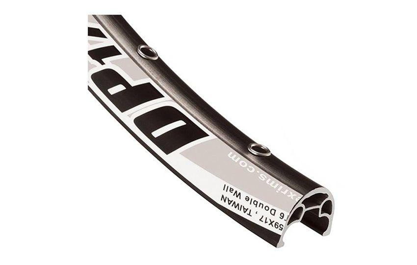 Обод 28 DP-17 36H AL черный/330109
