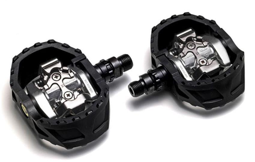 Педали вело Shimano M424 с шипами EPDM424