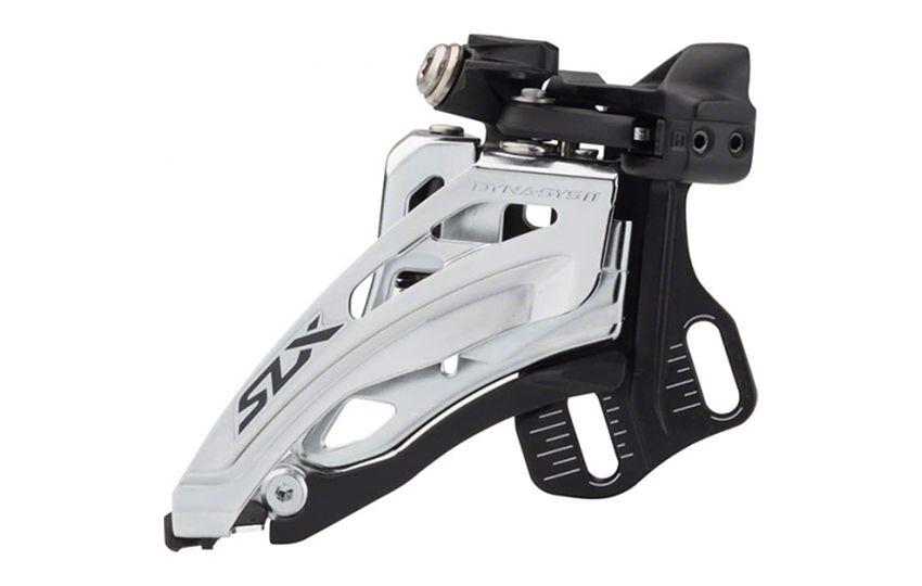 Переключатель передний Shimano SLX M7020-E верхняя тяга IFDM702011E6X