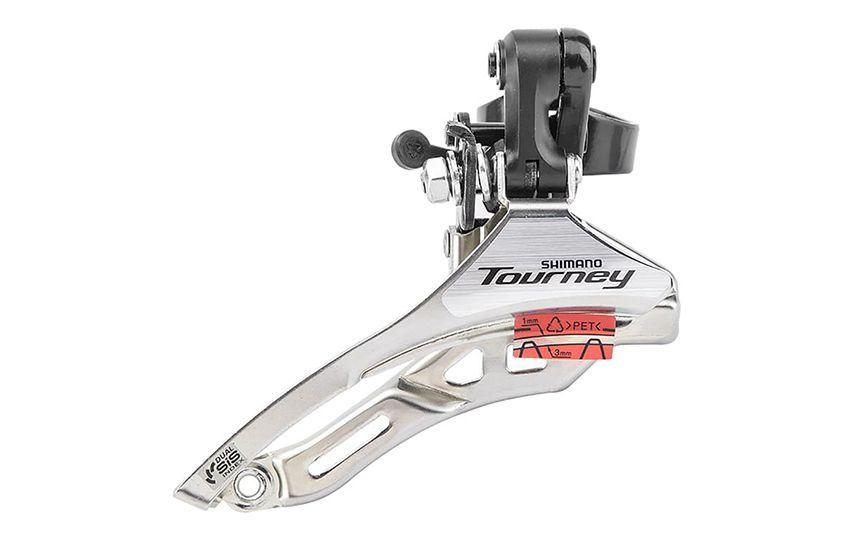 Переключатель передний Shimano Tourney FD-TY300 42T 31,8мм, верхн. тяга/370121