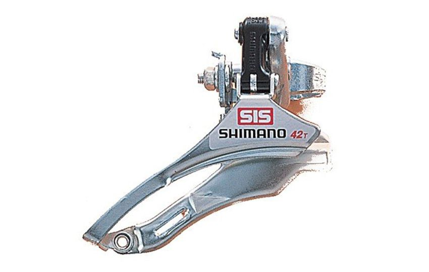 Переключатель передний Shimano Tourney 28,6мм верхняя тяга б/уп AFDTY10TS6