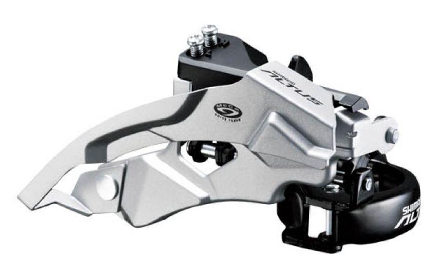 Переключатель передний Shimano Altus универсальная тяга 66-69 M370 EFDM370X6