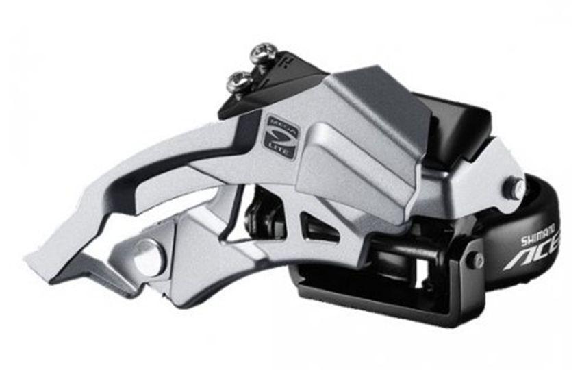 Переключатель передний Shimano Acera универсальная тяга Т3000 EFDT3000TSX6