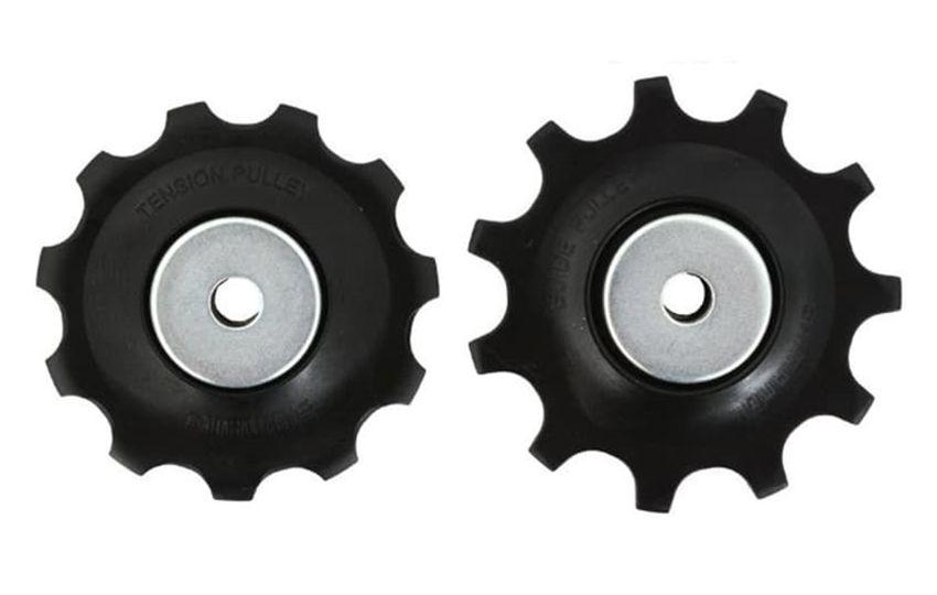 Ролики переключателя Shimano 10ск верхний+нижний к RD-M6000/Y3E498010