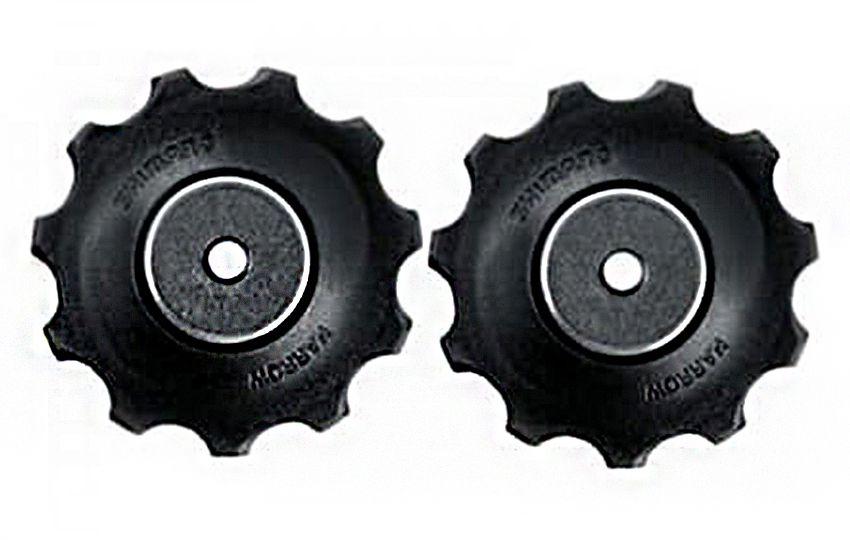 Ролики переключателя Shimano 10ск верхний+нижний к RD-M663/M640/M670/M675/Y5XE98030