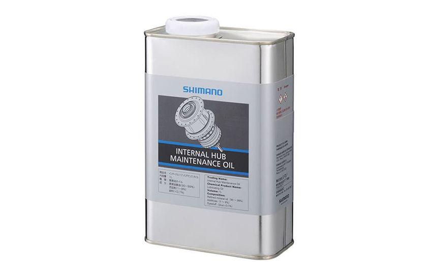 Масло Shimano Internal Hub Oil для планет. втулок 1000 мл Y00201000