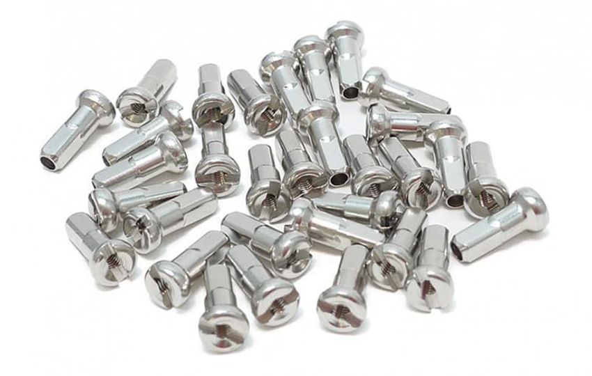 Ниппель д/спиц 12 мм (144шт)