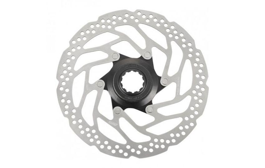 Тормозной диск Shimano RT30 180мм C.Lock только для пласт колод ESMRT30M