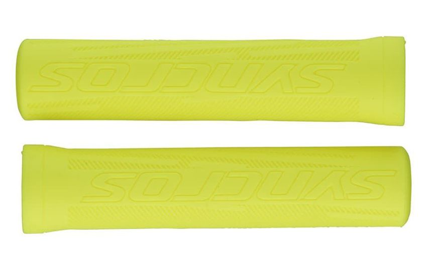 Грипсы Syncros Pro Neon Yellow