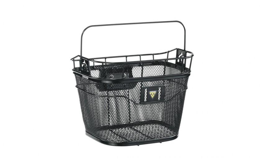 Корзина Topeak Basket Front Черный TB2001