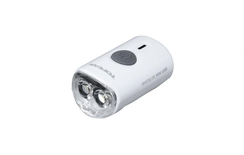 Фонарь Topeak WhiteLite Mini USB Белый TMS079W