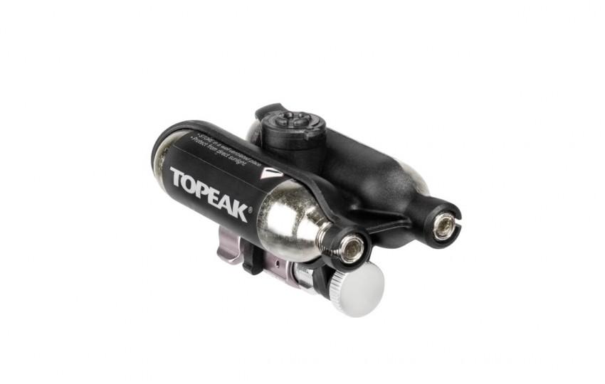 Насос Topeak Ninja CO2 FuelPack TNJM-CO2