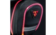 Велосумка с подсветкой Topeak AeroWedge iGlow на ремешках Medium TIG-AW05