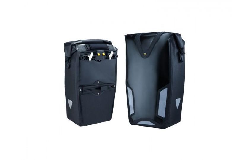 Сумка штаны Topeak Pannier Dry Bag DX Черный 1 шт TT9829B