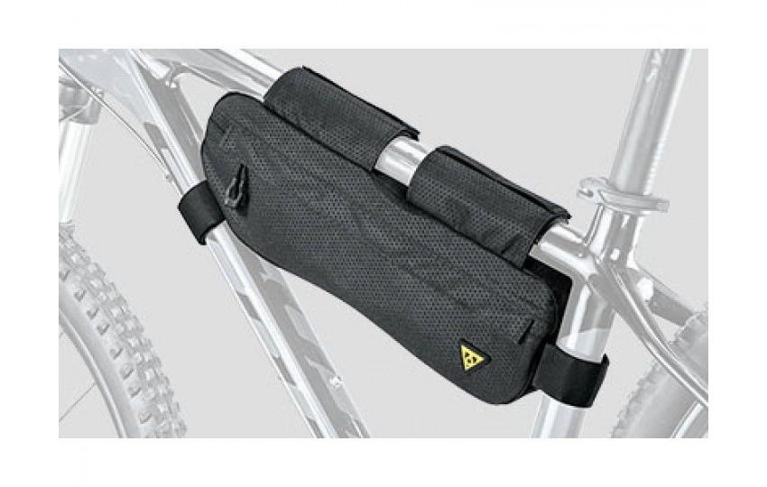 Велосумка под раму Topeak MidLoader middle mount bikepacking bag 4,5 литра TBP-ML2B