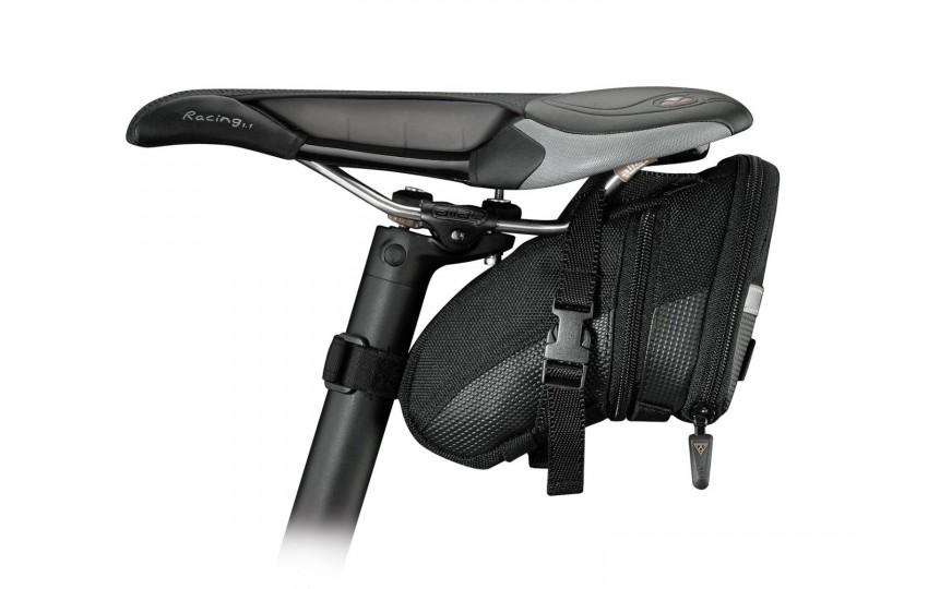 Велосумка Topeak Aero Wedge Pack На ремешках Micro TC2471B