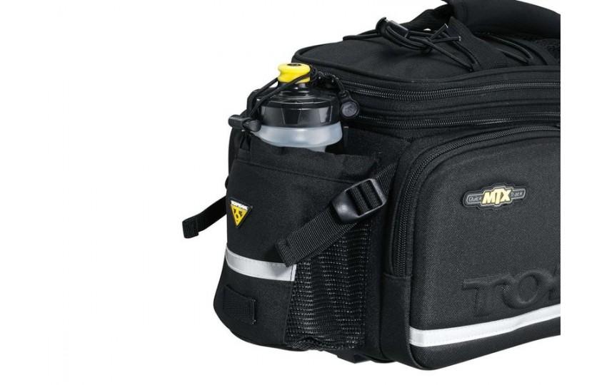 Сумка на багажник Topeak MTX Trunk Bag DX с держателем для бутылки TT9648B
