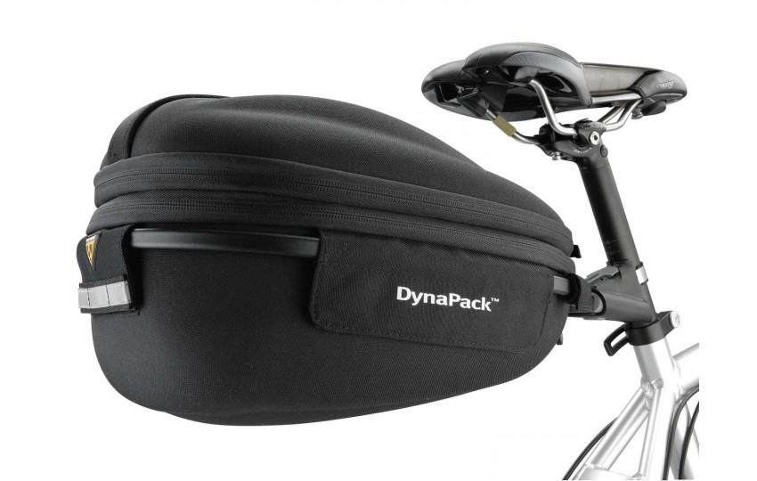 Велосумка Topeak DynaPack DX с чехлом TC2713B