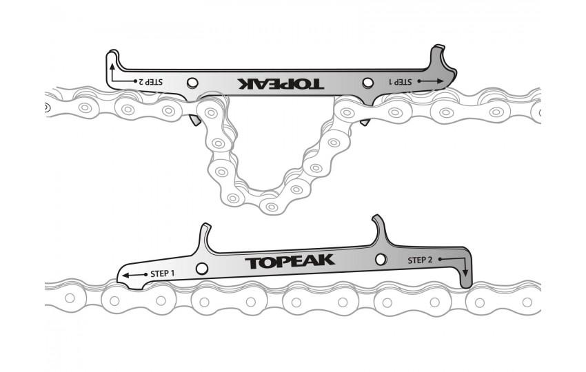 Измеритель износа цепи Topeak Chain Hook & Wear Indicator TPS-SP09