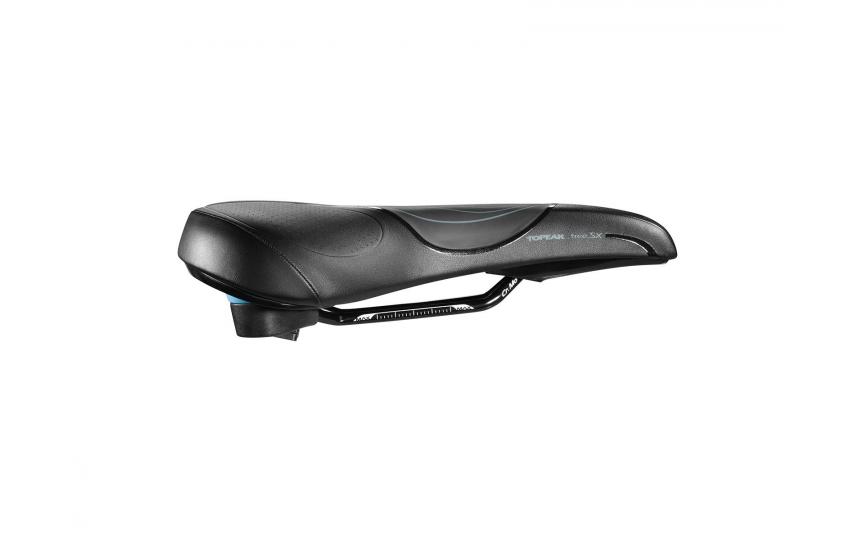 Седло Topeak Free_SX saddle Черный TS-SX01