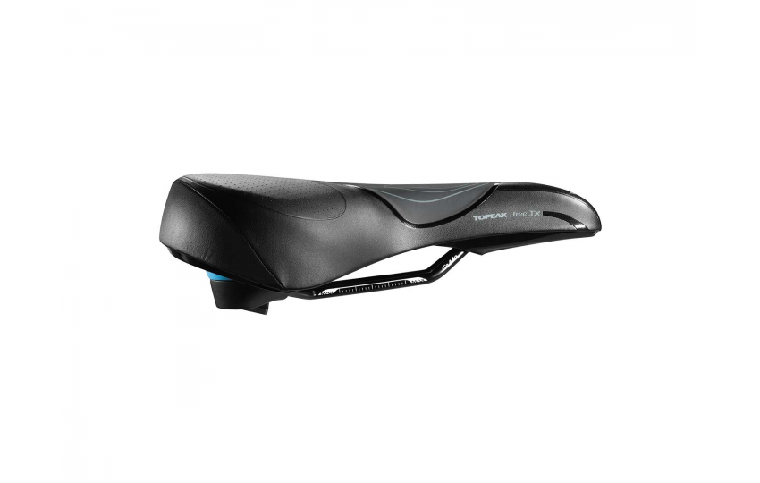 Седло Topeak Free_TX saddle Черный TS-TX01