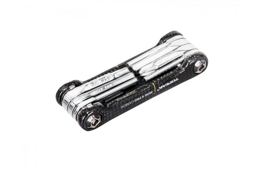 Мультитул Topeak Mini 9 Pro Carbon TT2552