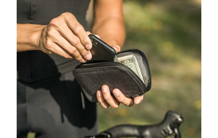 Сумка Topeak Cycling Wallet 4.7 дюймов Серый TC2304G