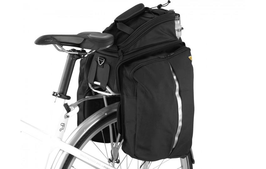 Сумка штаны Topeak Trunk Bag DXP с карманом для бутылки TT9643B