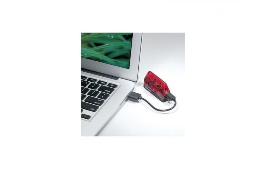 Комплект фонарей Topeak Aero USB Combo TMS075