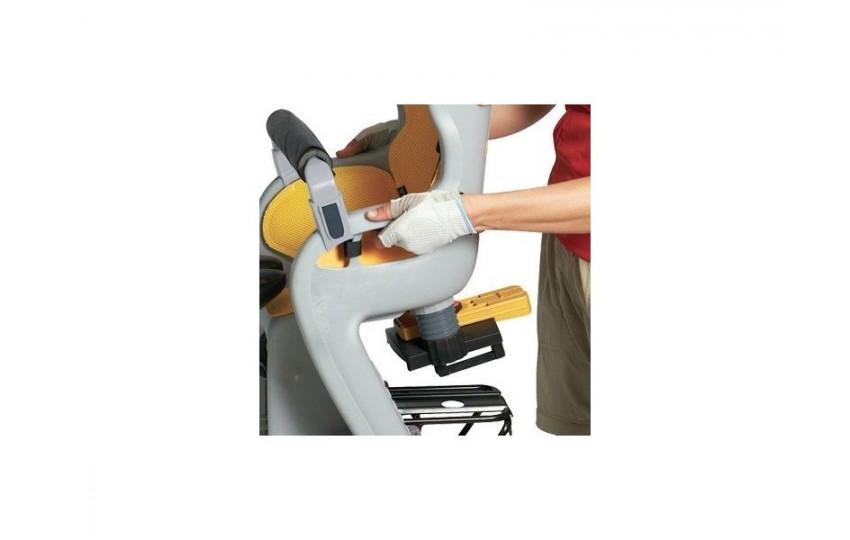 Велокресло Topeak BabySeat II only Без багажника Желтый TCS2203