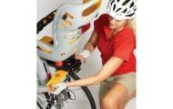 Велокресло Topeak BabySeat II V-brake С багажником Желтый TCS2204