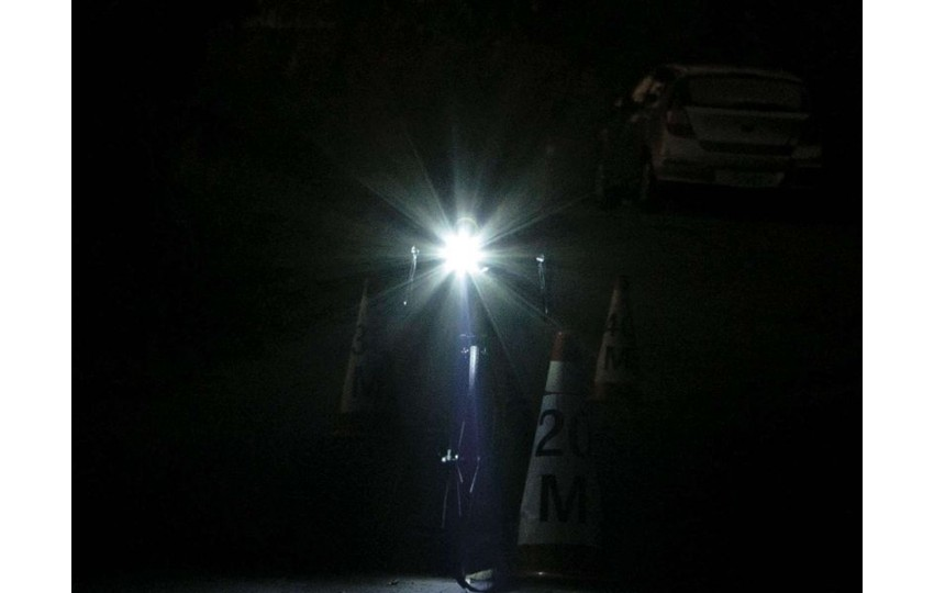 Фонарь Topeak WhiteLite HP Focus Черный TMS039B