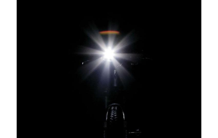 Фонарь Topeak WhiteLite Race Черный TMS065