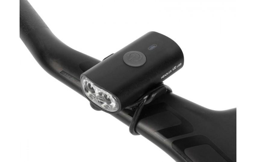 Фонарь Topeak HeadLux 450 USB TMS089B