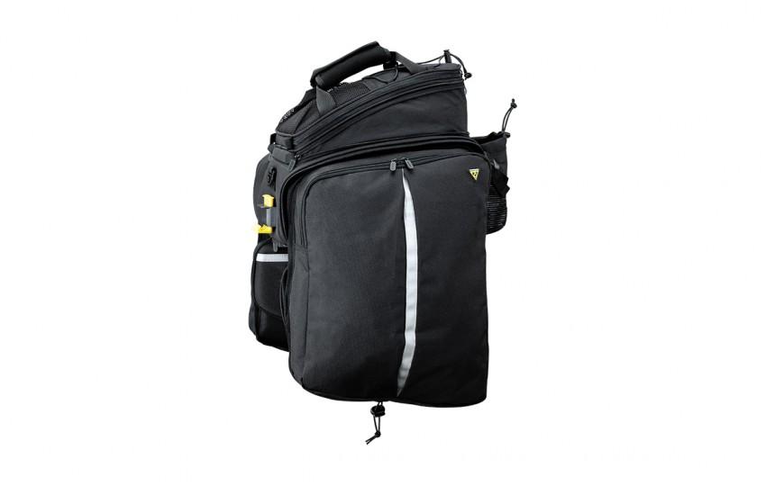 Сумка на багажник Topeak MTX Trunk Bag DXP w/Rigid Molded Panels TT9635B
