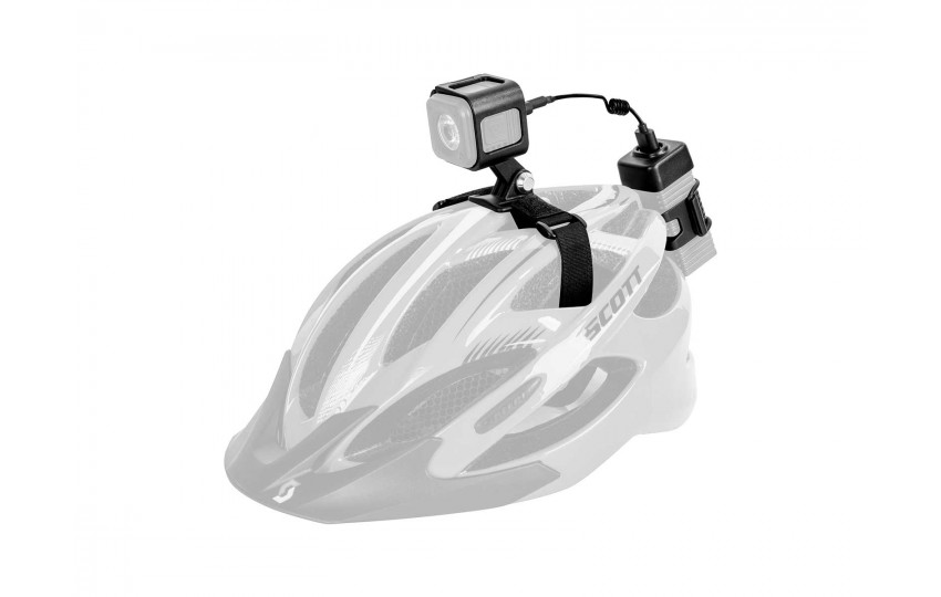 Держатель для фонаря Topeak CubiCubi Helmet Mount TCB-HM