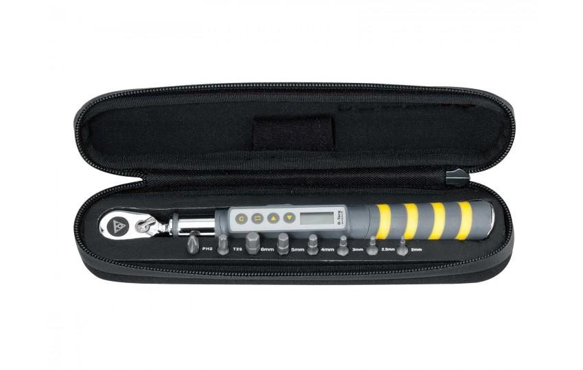 Динамометрический ключ Topeak D-Torq Wrench TT2530