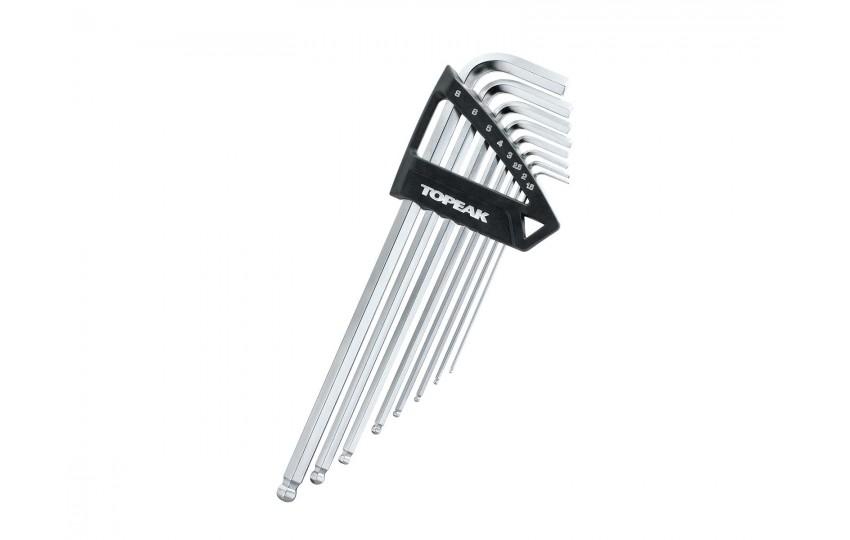 Набор шестигранников Topeak Duohex Wrench Set TPS-SP40