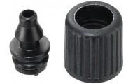 Сменный шланг д/напольн. насоса Topeak ChuckHead DX Upgrade Kit w/Smarthead DX1 full metal pump head  TCH-DX01
