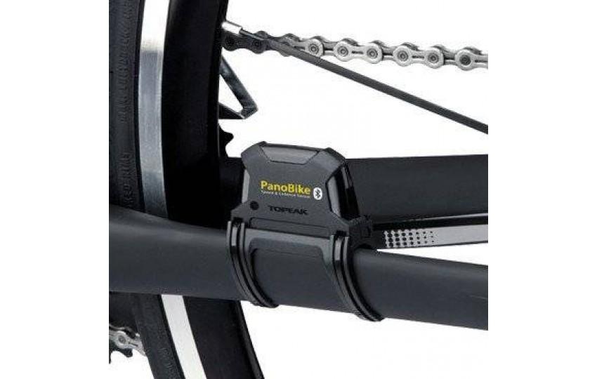Велокомпьютер Topeak PanoComputer bluetooth Smart  Датчик скорости и каденса Белый TPB-CSC01W