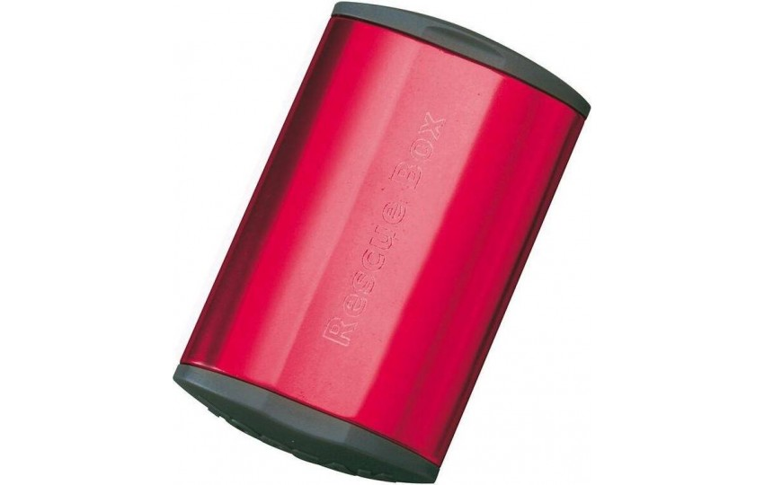 Topeak Rescue Box набор для ремонта камер, красный TRB01-R