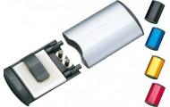 Набор для ремонта камер Topeak Rescue Box Серебряный TRB01-S