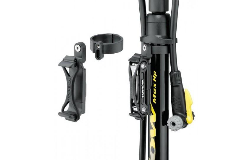 Крепление держателя для установки на насос Topeak Mini Tool Carrier for floor pump TRK-JB20