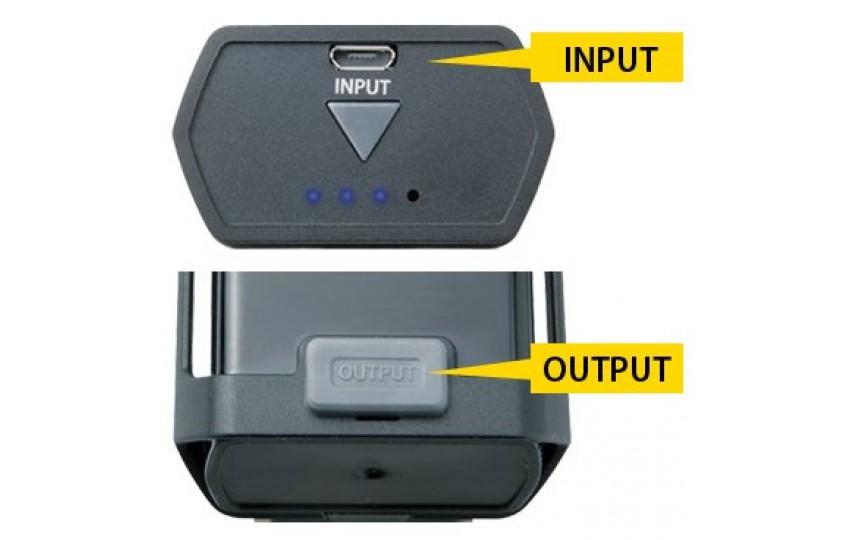 Аккумуляторный блок Topeak Mobile PowerPack 5200mAh TMS-SP96